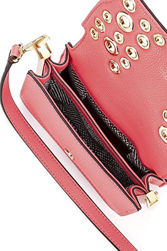 Mini Crossbody Leather Gold Rebecca Grommet Waverly Minkoff Watermelon Cqw44Af