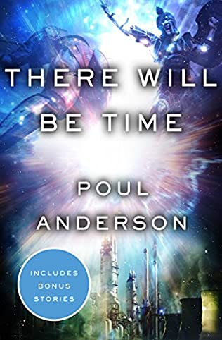 book cover of There Will Be Time