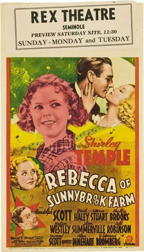 (Rebecca of Sunnybrook Farm POSTER Movie (20 x 40 Inches - 51cm x 102cm) (1938))