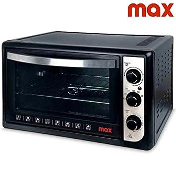 Max Casa i04144 Horno Ulisse 50 l Max: Amazon.es: Hogar