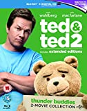 DVD : Ted / Ted 2 (Extended Editions)