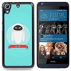 For HTC Desire 626 & 626s - character space blue cute /Modelo de la piel protectora de la cubierta del caso/ - Super Marley Shop -