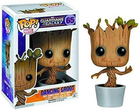 Funko 26904 Bobble Marvel Avengers Infinity War Groot Personaggio 9 cm