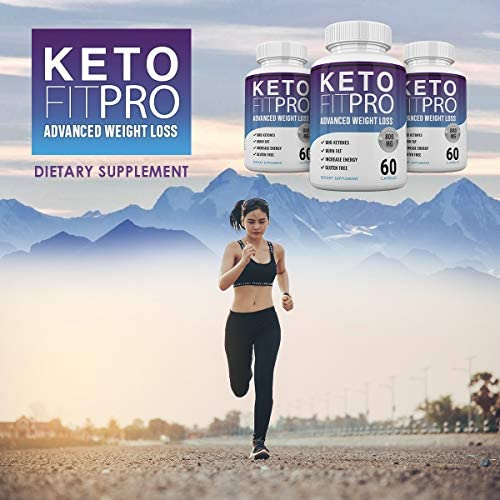Keto Fit Pro Boost - Advanced Weight Loss with Metobolic Ketosis Support - 60 Capsules - 1 Month Supply 4