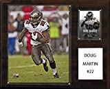 NFL Tampa Bay Buccaneers Doug Martin Player Plaque, 12 x 15-Inch