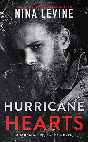 (Hurricane Hearts: A Motorcycle Club Romance )