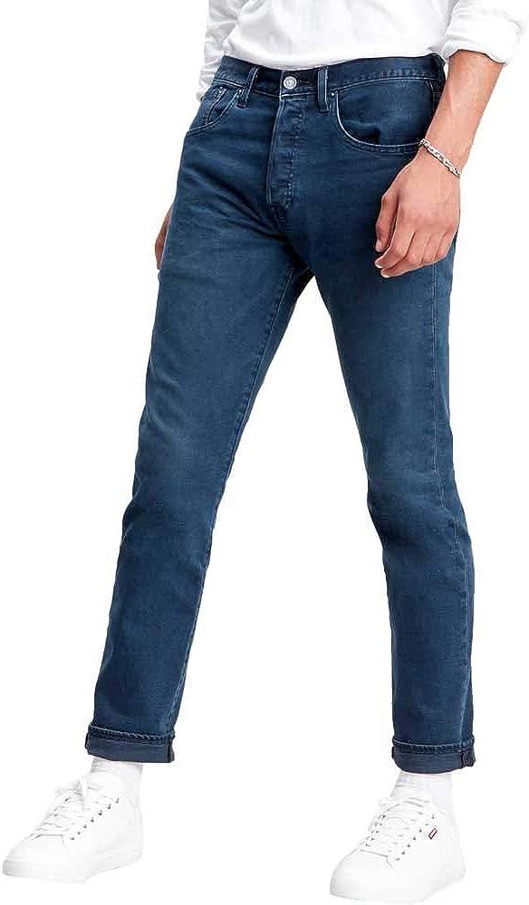 Levi's 501 Slim Taper Jeans para Hombre Key West Sand Tnl