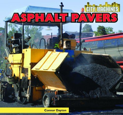 Asphalt Pavers (City Machines)
