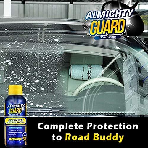 LZS 2-in-1 Glass Washer Car Windshield Washer Fluid Wiper Spray Cleaner: