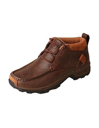 ba542046169 Twisted X Ladies Brown Hiker Shoes