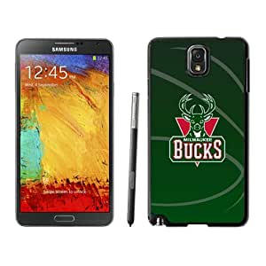 New DIY Designed Skin Case For Samsung Galaxy Note 3 N900A N900V N900P N900T With Milwaukee Bucks 11 Black Phone Case