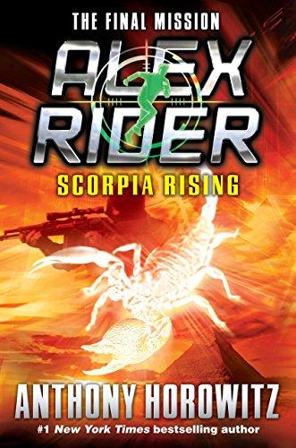 Scorpia Rising (Alex Rider) (All Alex Rider Books)