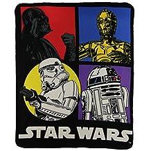 Kids Movie Characters Lightweight Fleece Blankets