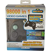 Radhe Plastic Video Pad Built in TV Game Direct AV Inputs Shooting, Puzzle, Racing, Action