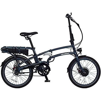 Pedego Latch Space Blue 36V 15Ah
