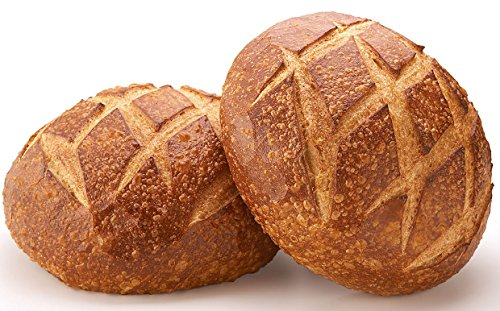 San Francisco Boudin Bakery Sourdough Rounds 16 oz (2)