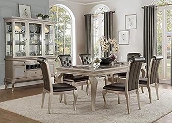 Wonderful Zena 9 Pc. Dining Room Set
