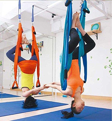 Seasofbeauty Yoga Swing Inversion Sling
