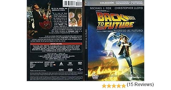 Regreso al Futuro [DVD]: Amazon.es: Michael J. Fox, Lea Thompson, Robert Zemeckis, Bob Gale, Neil Canton: Cine y Series TV