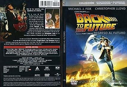 Regreso al Futuro [DVD]