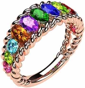 6dd765db52728 Shopping Customizable - Rose Gold - 3 Stars & Up - Jewelry - Women ...