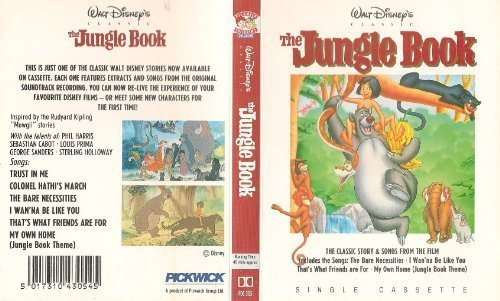 The Jungle Book (The Jungle Book Cassette)