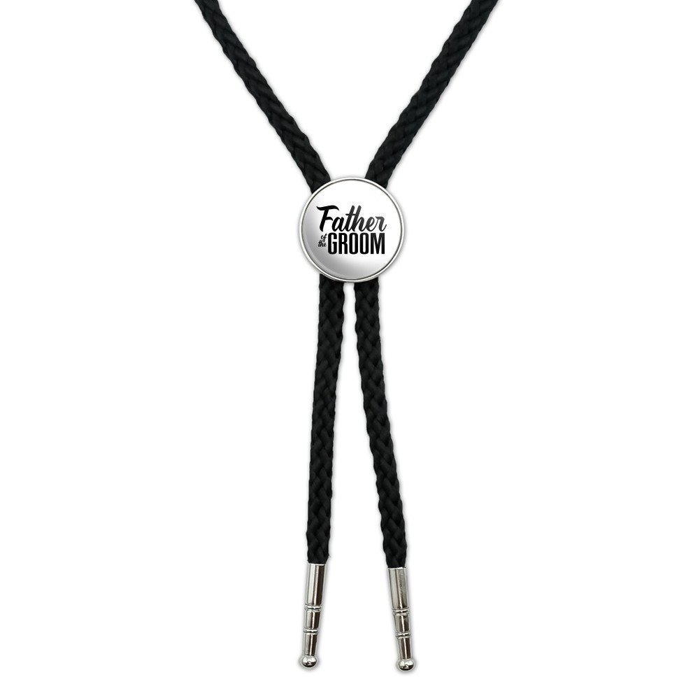 Father of the Groom Wedding Western Southwest Cowboy Necktie Bow Bolo Tie GRAPHICS & MORE 00_ITTHMHCJ_02