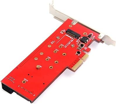 Adwits SSD PCIe 3.0 x4 a uno basado en PCIe (NVMe o AHCI) y ...