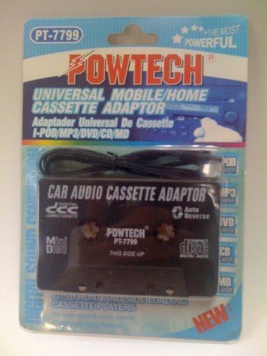 Trisonic Universal Mobile/Home Cassette Adaptor