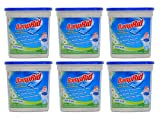 Damprid Moisture Absorber Fresh Scent, 10.5oz (Pack of 6), White,