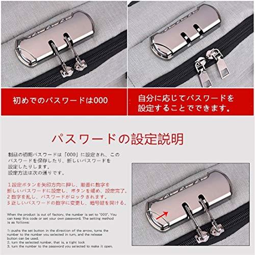 Igspfbjn USB multifunzione interfaccia per serrature antifurto 6 e Borsa grigio scuro pollici da 15 colore Nero con computer xO0nxwqSg