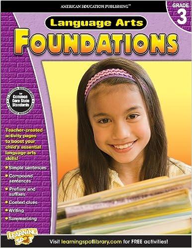Language Arts Foundations, Grade 3