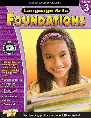 Download Language Arts Foundations, Grade 3 PDF