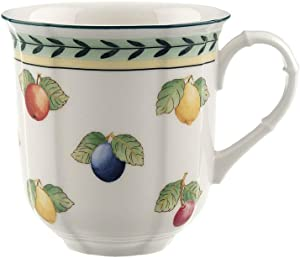 Villeroy & Boch French Garden Fleurence 10-Ounce Mug