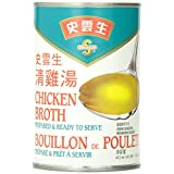 Campbell's Swanson Chicken Broth, 412ml, 24 Count
