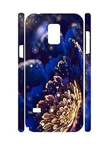 Kawaii Design Flower Pattern Super Smooth Phone Dust Proof Case for Samsung Galaxy S5 Mini SM-G800