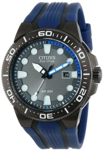 Citizen BN0097 02H Scuba Eco Drive Divers