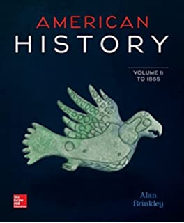 American History Connecting With The Past Pdf