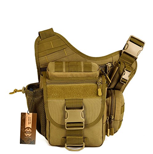 Tactical Messenger Bag - 8