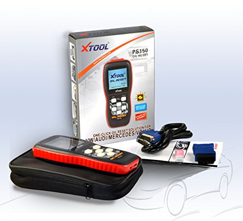 XTOOL PS150 Diagnostic Inspection Intervals product image