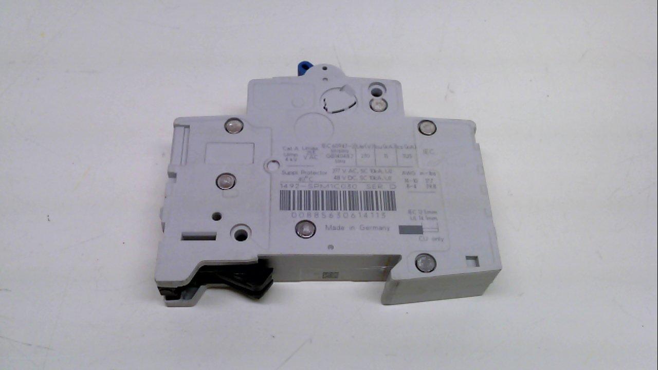 Allen Bradley 1492 Spm1c030 Series D Circuit Breaker 277vac 48 Two Pole 30 Amp Hom230cp By Schneider Electric Vdc Industrial Scientific