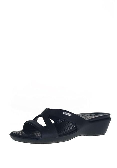 c47decfa5be0 Crocs Women s Patricia II Black 11  Amazon.co.uk  Shoes   Bags