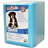 Pooch Pad Protection BEST DOG TRAINING PADS 40 count, XX-Large, Premium Quality with Instant Dry Absorbent Tech. Huge WEE WEE PADS. Super Soft & Extra Thick PUPPY PADS
