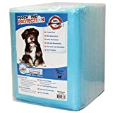 Pooch Pad Protection Best Dog Training Pads 40 Count, XX-Large, Premium Quality with Instant Dry Absorbent Tech. Huge Pee Pads. Super Soft & Extra Thick Puppy Pads