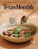 Texas Monthly: more info