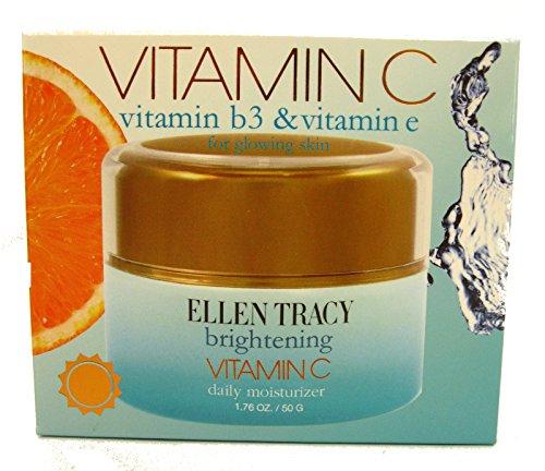 Ellen Tracy Vitamin C, Vitamin B3 and Vitamin E Eye Cream 0.7 Oz (20 G)