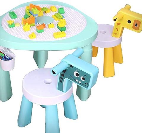 Juego del Cerebro Mesa de Billar de Arena for niños Mesa de educación temprana for bebés Mesa de construcción Mesa de Juego de gránulos Juguetes para niños pequeños para niños: Amazon.es: Hogar