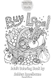Amazon.com: The Tastiest Coloring Book Ever: The Essential
