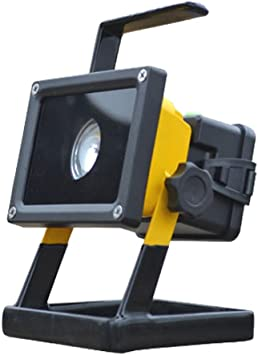 Mettime 30W Portátil Foco Lámpara LED Proyector,Lámpara Camping ...