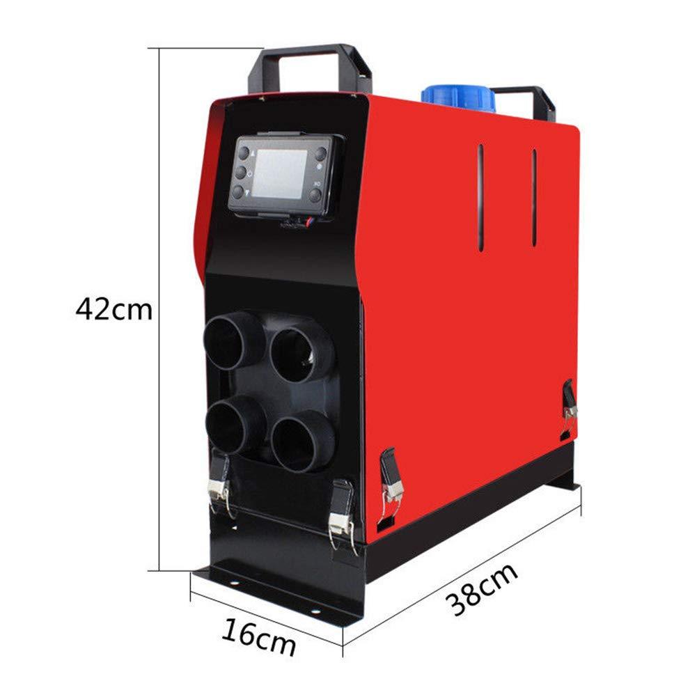 Yunt Aire Diesel calentador, climatizada rodantes 12V 5 KW ...